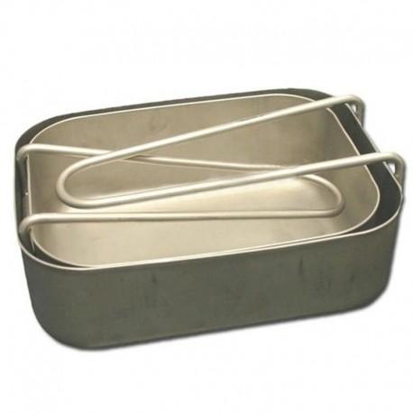 Набор посуды армии Голландии б/у