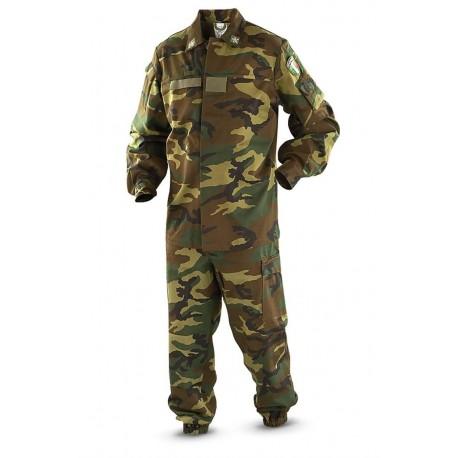 комплект: китель и брюки ITAL. вудланд .