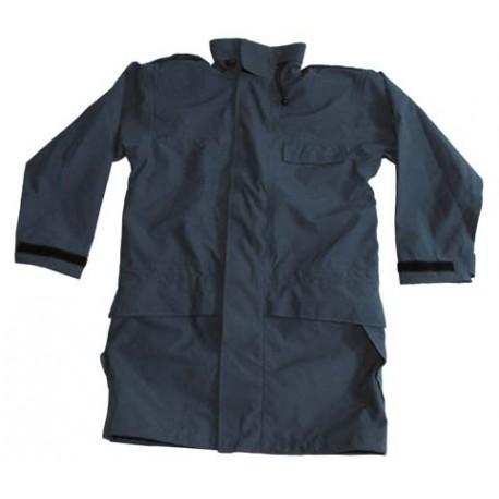 куртка ENG. болониевая СИНЯЯ, б/у