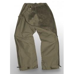 Зимние утепленные брюки-самосбросы армии Германии.