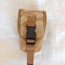 Подсумок для сумки под шлем Helmet Bag Англия, Molle, DESERT.
