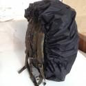 Непромокаемый чехол на рюкзак 50-70 л. армии Голландии,Чёрный.