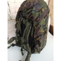 Непромокаемый чехол на рюкзак 90-120 л. армии Голландии, DPM.