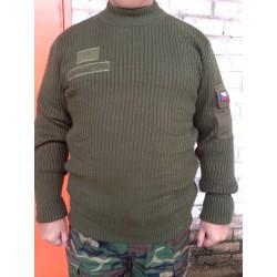 Свитер армии Чехии.б/у