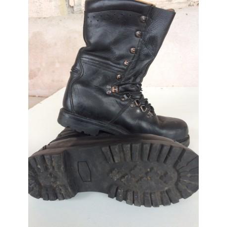 ботинки Австрийские черные (Schwerschuh) EDELVEIS б/у