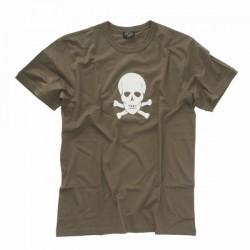 "футболка MIL-TEC  ""TOTENKOPF"" OLIV"
