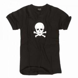 "футболка MIL-TEC  ""TOTENKOPF"" ЧЁРНЫЙ"