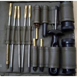 Набор для чистки оружия кал 7.62 и 9 мм Швейцария