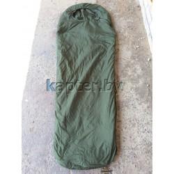 Демисезонный спальный мешок армии Голландии, б/у.