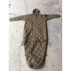 Водонепроницаемый спальный мешок германской армии (Бундесвер) с рукавами