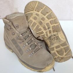 Тактические ботинки Meindl Desert Fox m2 б/у