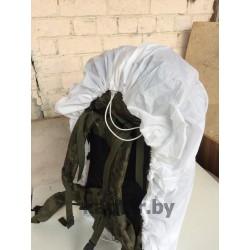 Непромокаемый чехол на рюкзак 90-120 л. армии Голландии,Белый.