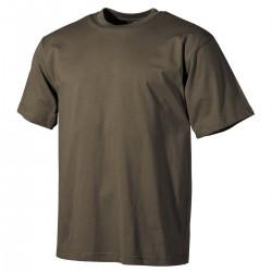 Футболка US T-Shirt Германия, 170г /м², Олива.