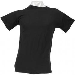Футболка US T-Shirt A.Blöchl Германия, 185г/м², Чёрная.