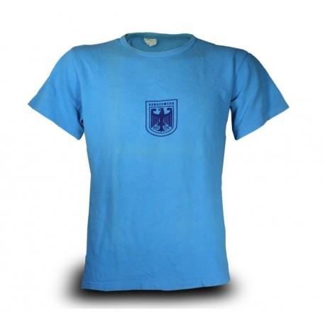 Футболка спортивная Бундесвер (Германия), Синяя