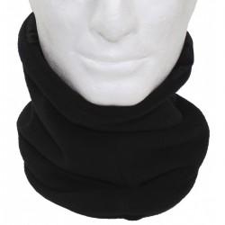 Бафф-шарф . Фисовый. Чёрный.