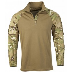 Рубашка тактическая Англия, MTP, Олива, б/у.