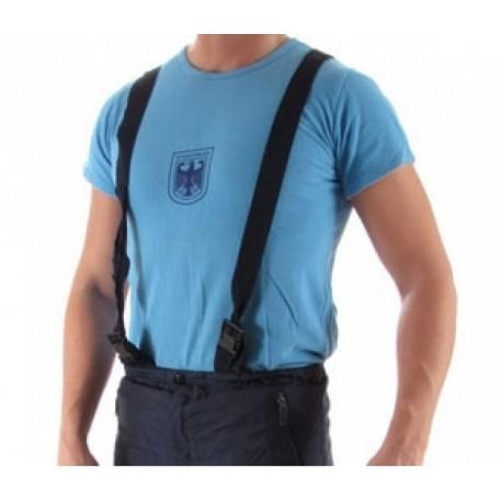футболка BW спортивная синяя б/у