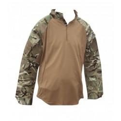 Рубашка тактическая Англия, MTP, Coyote.