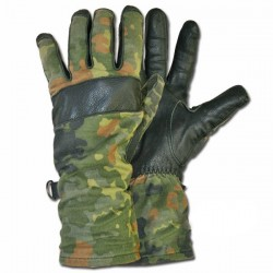 Перчатки тактические Бундесвер (Германия), Флектарн