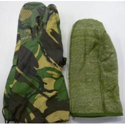 рукавицы АНГЛИЙСКИЕ мембрана  для экстримально холодной погодыDPM