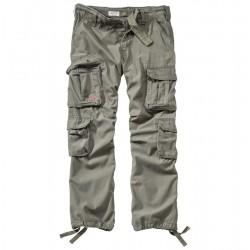 Брюки простиранные Surplus Airborne Vintage Trousers Германия, Олива.