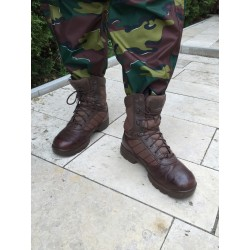 Ботинки летние BATES Англия, Коричневые, б/у.