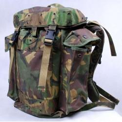 Рюкзак штурмовой Голландия, 35л, DPM, б/у.