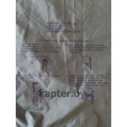 Мешок влагозащитный для одежды США, Олива, б/у.