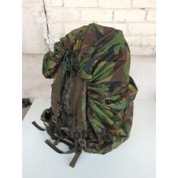 Чехол непромокаемый на рюкзак 50-70 л Голландия, DPM/Чёрный.