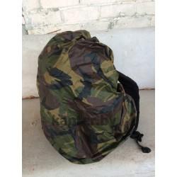 Чехол непромокаемый на рюкзак 30-50 л Голландия, DPM и Чёрный.