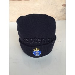 Шапка трикотажная полицейская Голландия, Чёрная.