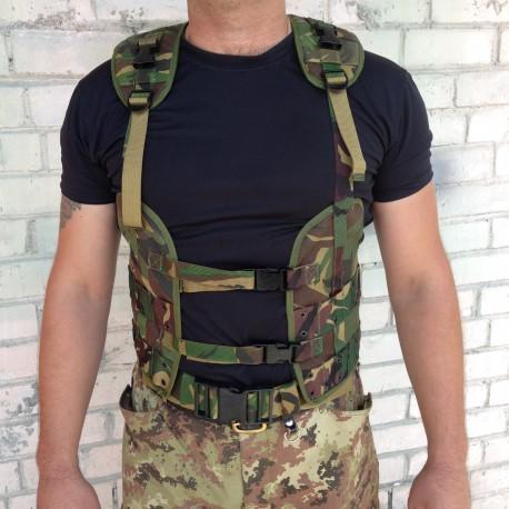 Жилет разгрузочный армия Нидерландов Alice system DPM