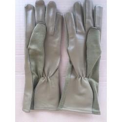 Перчатки лётные US, Nomex, Олива.