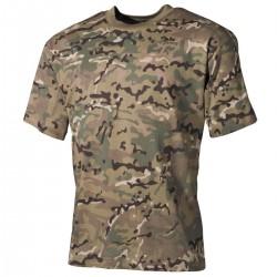 Футболка US T-Shirt Германия, 170г /м², Operation Camo.