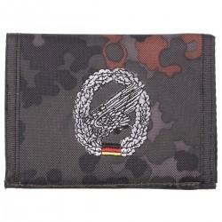 кошелек BW с эмблемой Fallschirm. ВДВ.