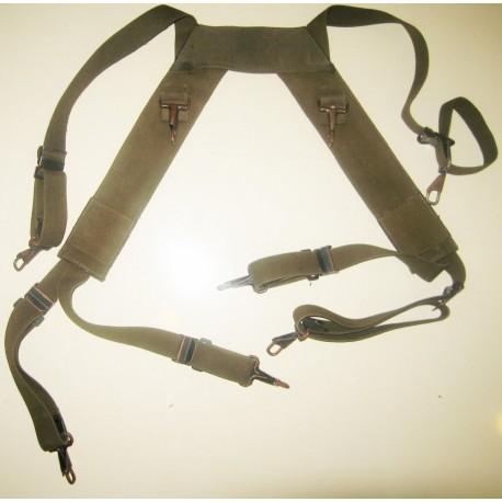 Оригинальная Y-система наплечных лямок для армейского рюкзака (Австрия).