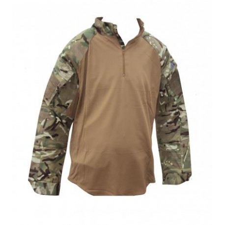 Рубашка тактическая S95 UBACS Англия, MTP, Coyote