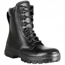 Ботинки полицейские Англия, Чёрные.