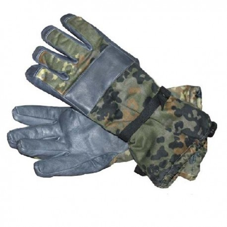 Зимние перчатки Бундесвер мембрана GT, FLEKTARN, б/у
